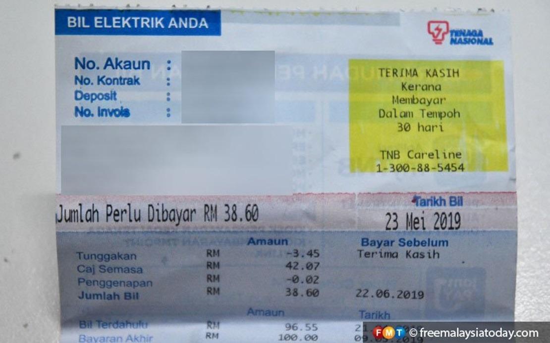 BERNAMA - COVID-19: Water bill exemption, electricity bill discount in  Sabah beginning April